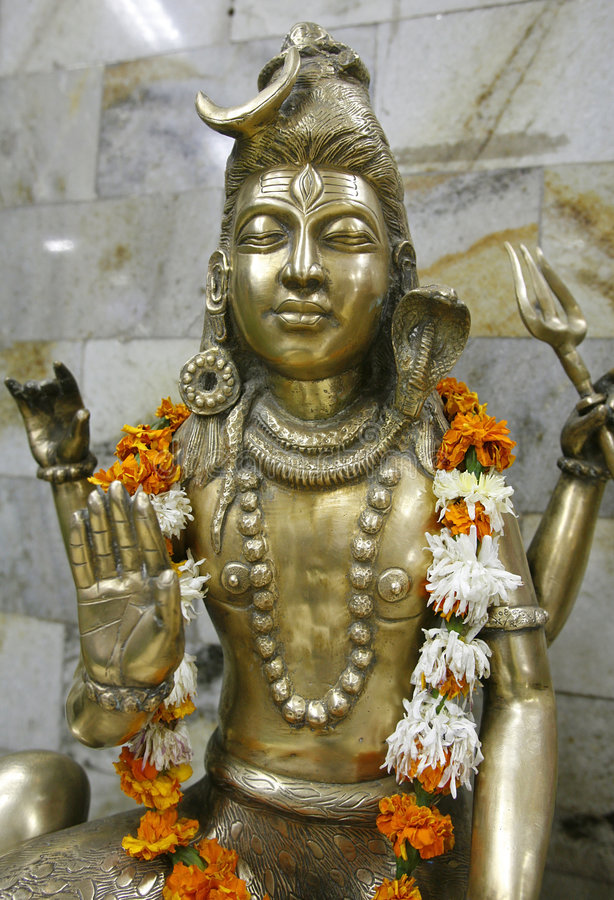 Download Statue Of Lord Shiva, Delhi Stock Photography - Image: 4344792