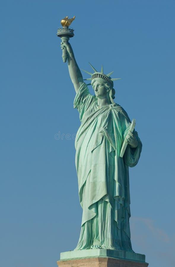 Statue New York Etats-Unis de liberté photos libres de droits
