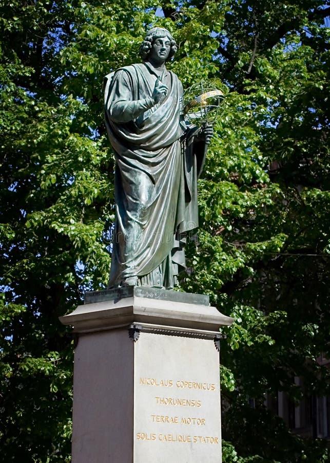 Download Statue Nicolas Copernikus Royalty Free Stock Photo - Image: 9683025