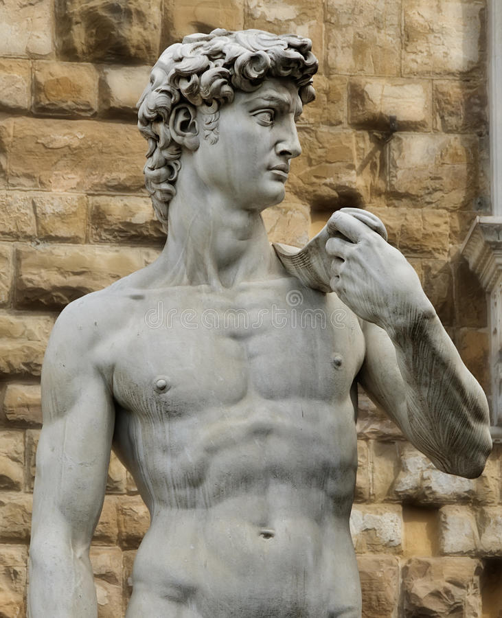 Free Statue Of David, Florence, Italy Royalty Free Stock Photo - 23635545