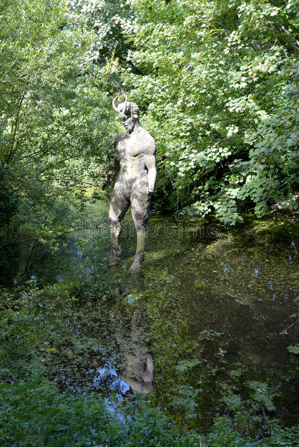 Free Statue Of Devil At Devils Hole, Jersey Stock Images - 69078414