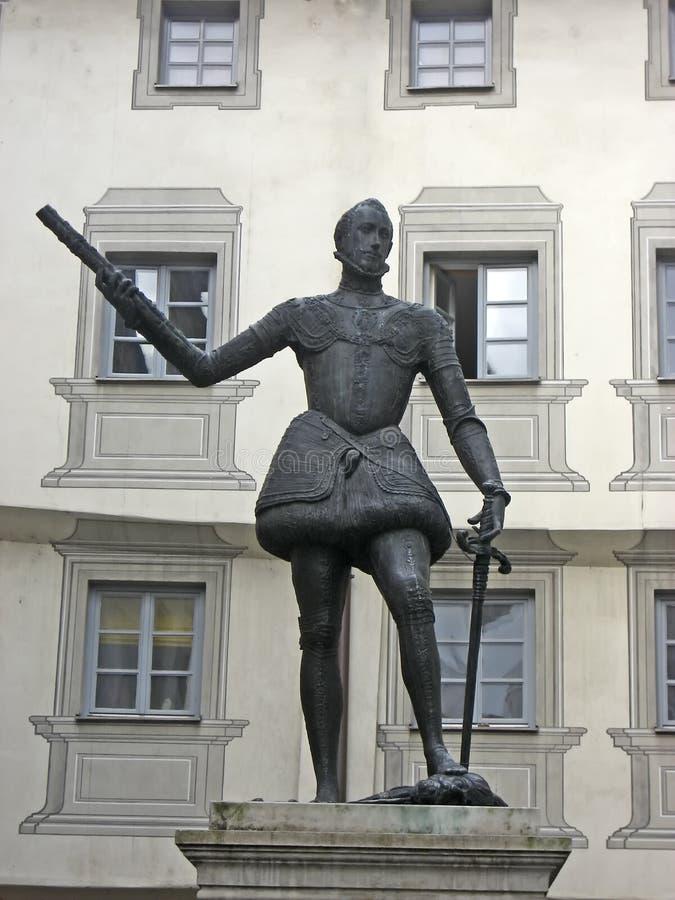 Free Statue Of Don Juan (Giovanni) Stock Photo - 6997040