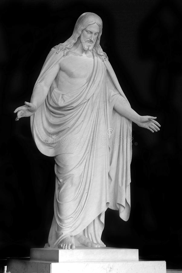 Free Statue Of Jesus Christ Stock Photo - 12520450