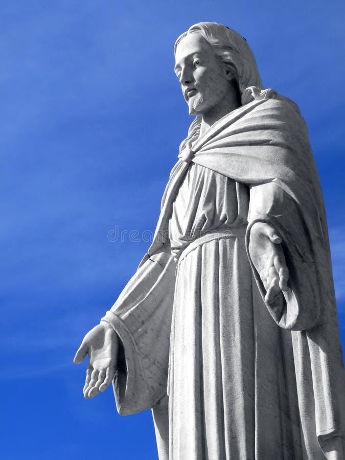 Free Statue Of Jesus Christ Royalty Free Stock Photo - 13261205
