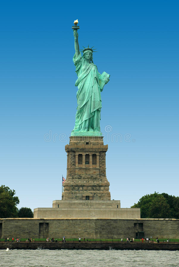 Free Statue Of Liberty Royalty Free Stock Image - 10407266