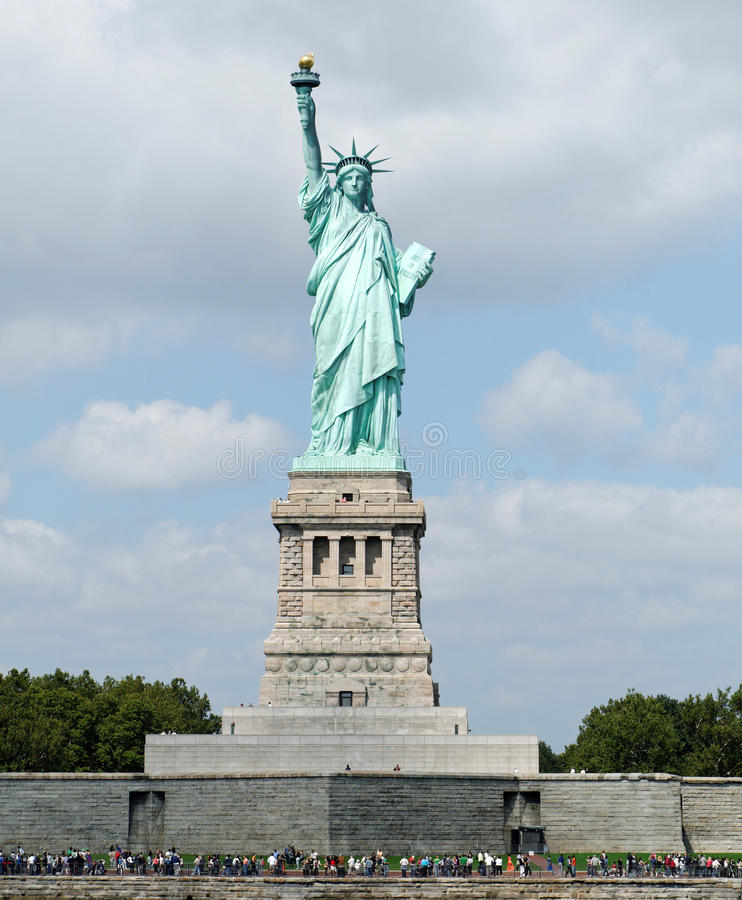 Free Statue Of Liberty Stock Images - 12400824