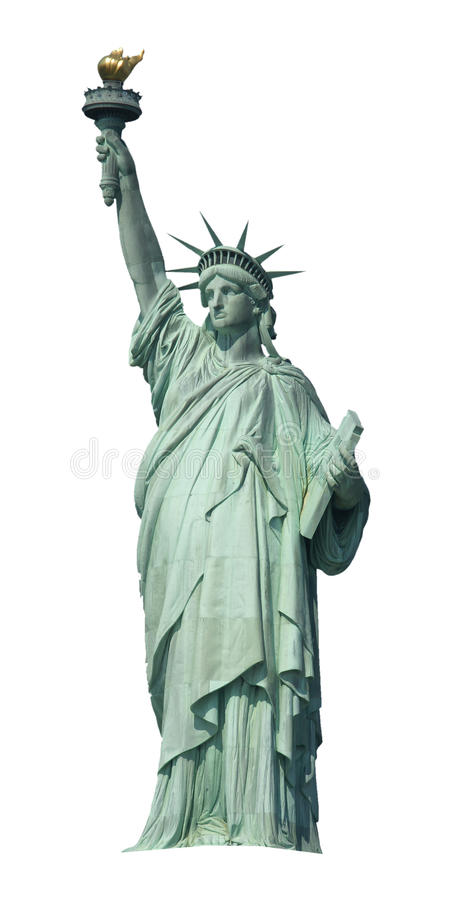Free Statue Of Liberty Royalty Free Stock Photo - 15435445