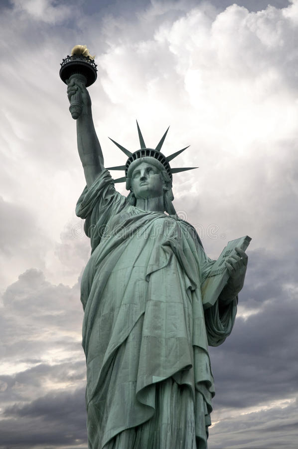 Free Statue Of Liberty Royalty Free Stock Photos - 17388098