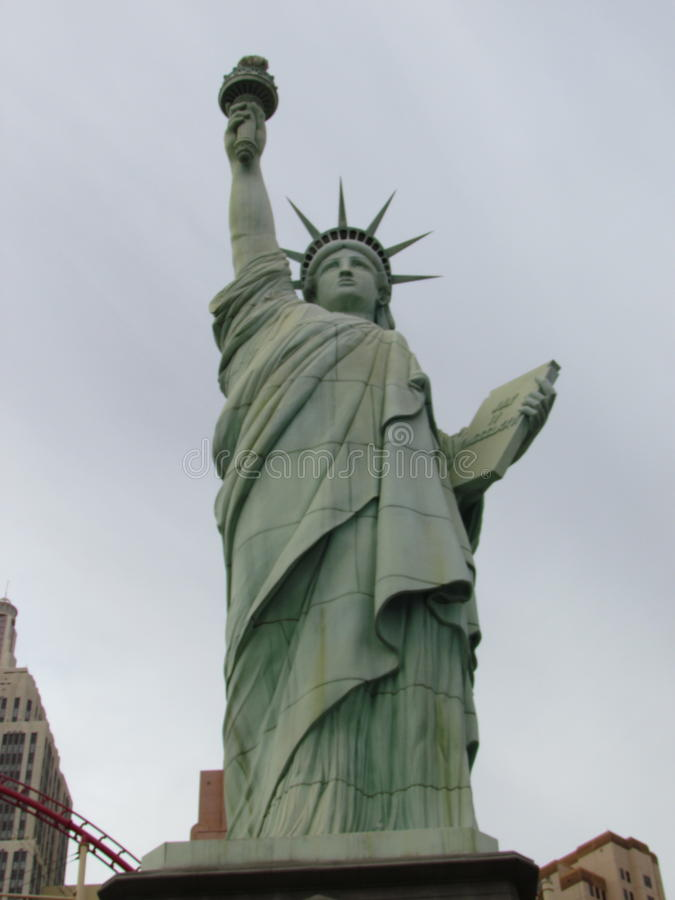 Free Statue Of Liberty Royalty Free Stock Image - 17600416