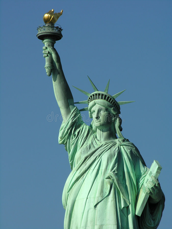 Free Statue Of Liberty Royalty Free Stock Images - 340869