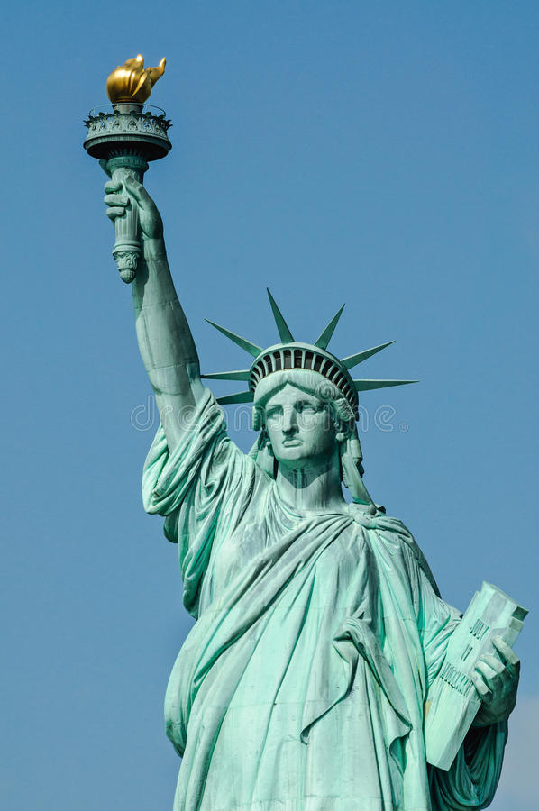 Free Statue Of Liberty Stock Photography - 40383802