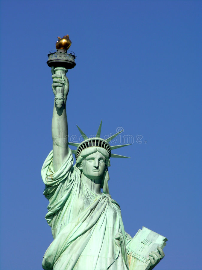Free Statue Of Liberty Royalty Free Stock Photos - 452208