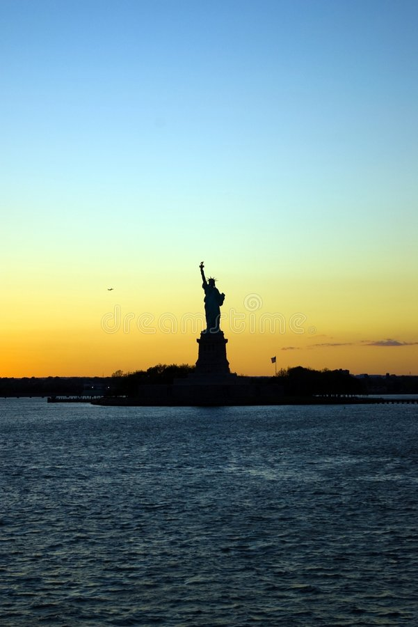 Free Statue Of Liberty Royalty Free Stock Image - 5496336
