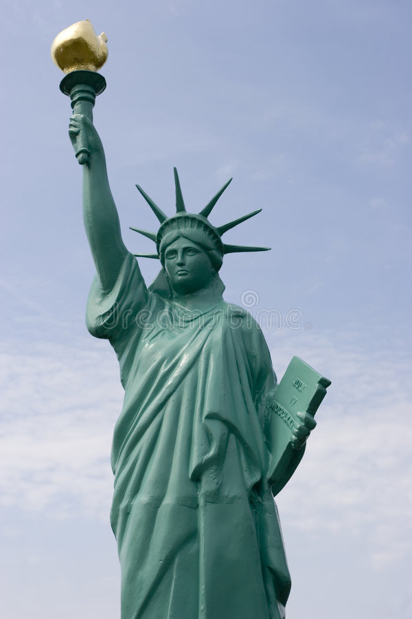 Free Statue Of Liberty - Norway Royalty Free Stock Photos - 989748