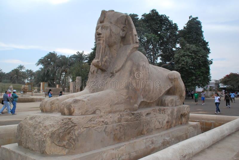 Statue Ramses II images stock