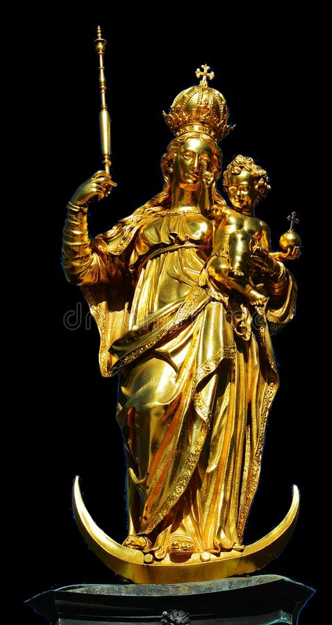Statue, Sculpture, Metal, Classical Sculpture stock photography