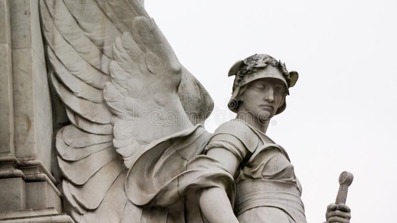 Popular Statue of stone angel stock photo. Image of architecture - 105992706 MV78