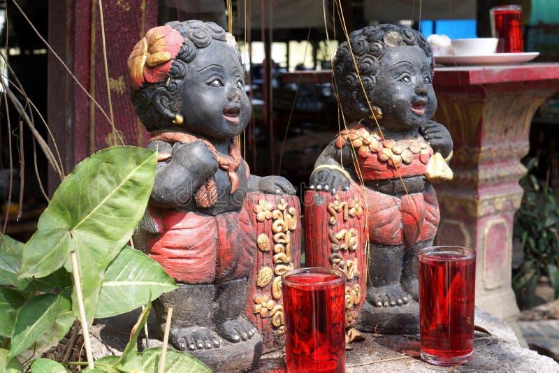 Statue thaïe photos stock
