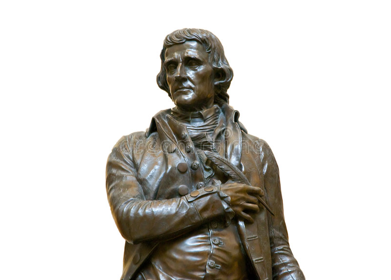 Download Statue Of Thomas Jefferson Stock Photos - Image: 7393273