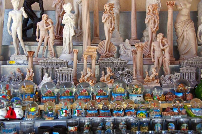Statue, tourisme, collection, récréation images libres de droits