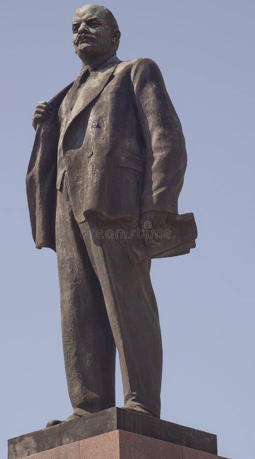 Statue Of Vladimir Ilyich Lenin In Sochi, Russia Stock ...