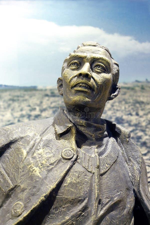 Statue von jiaoyulu lizenzfreies stockbild