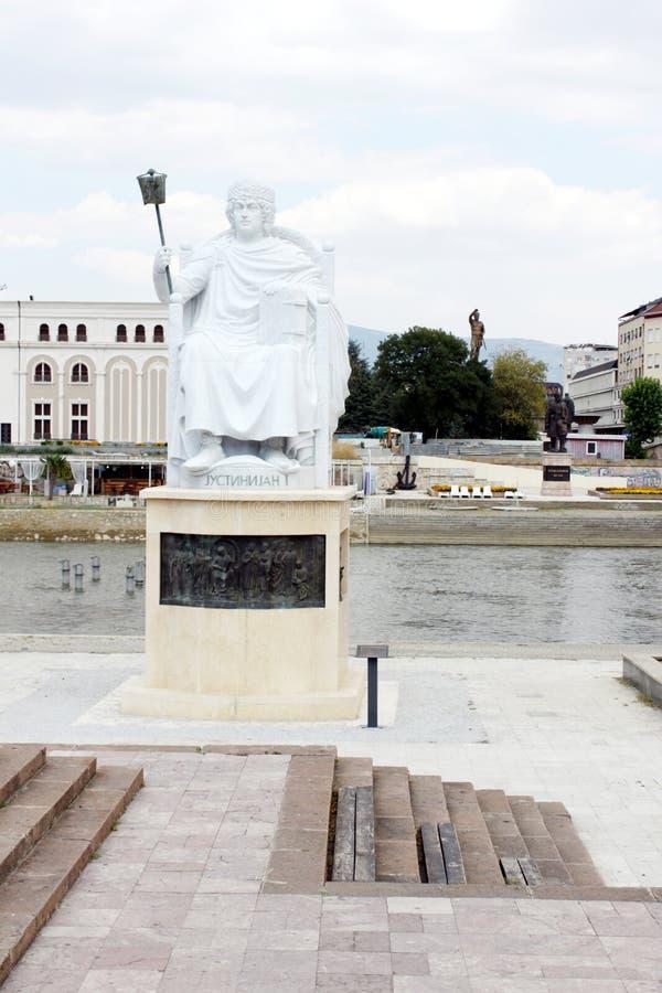 Download Statue Von Justinian Das Große Stockfoto - Bild von kaiser, könig: 26353342