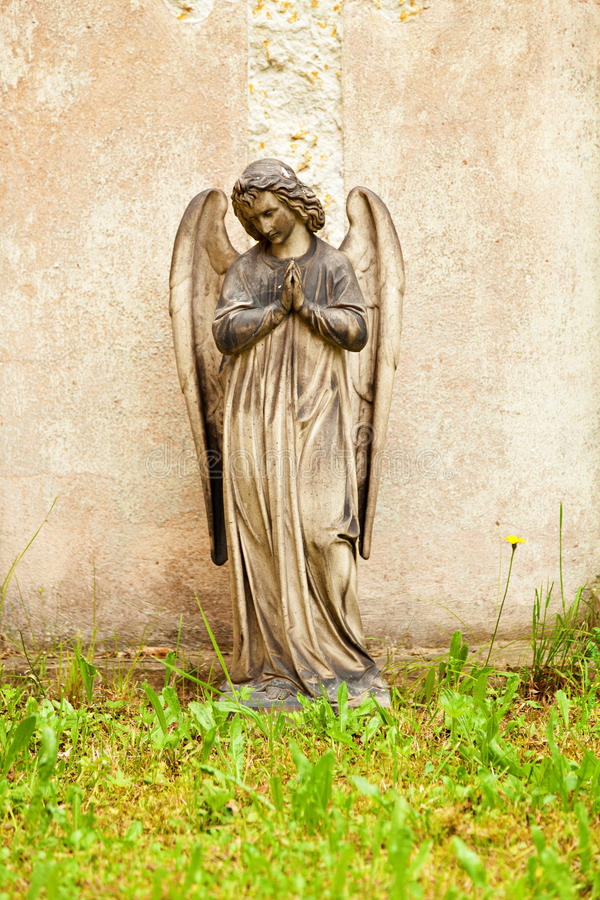Download Statue With Wings Stock Images - Image: 16406034