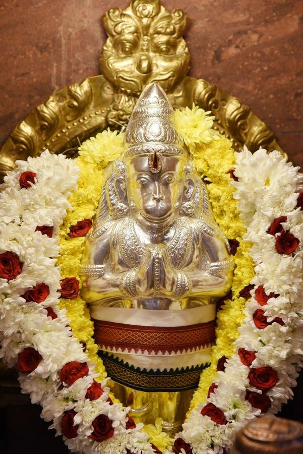 Statues of Hindu gods royalty free stock photos