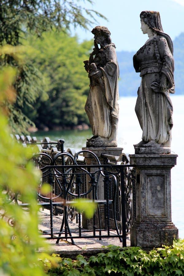Statues Italie photo stock