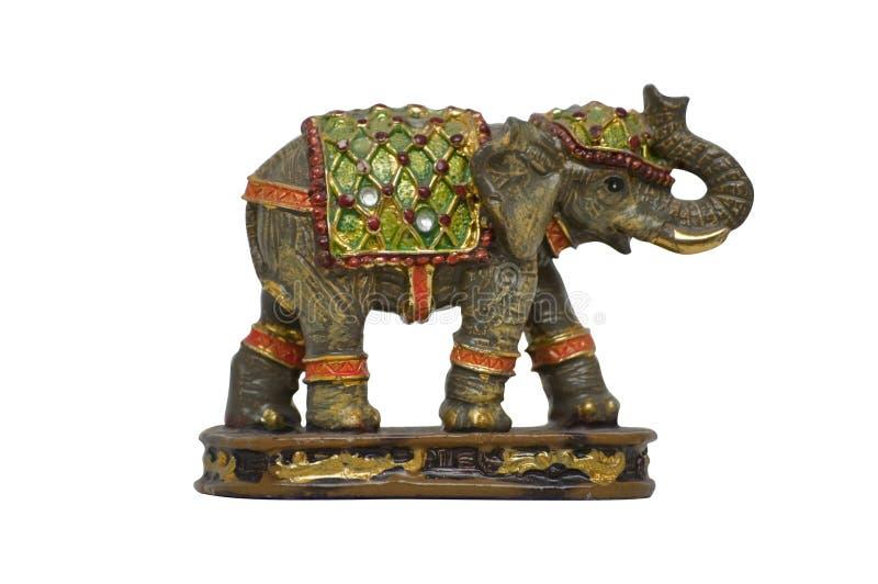 statuette ελεφάντων στοκ φωτογραφία
