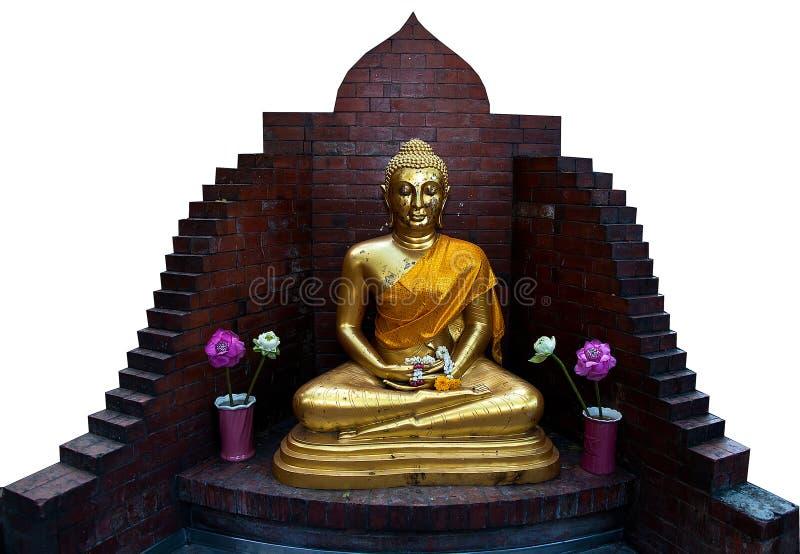 Status de Buddha foto de stock
