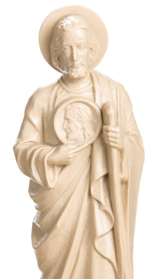 Statute of god stock photo