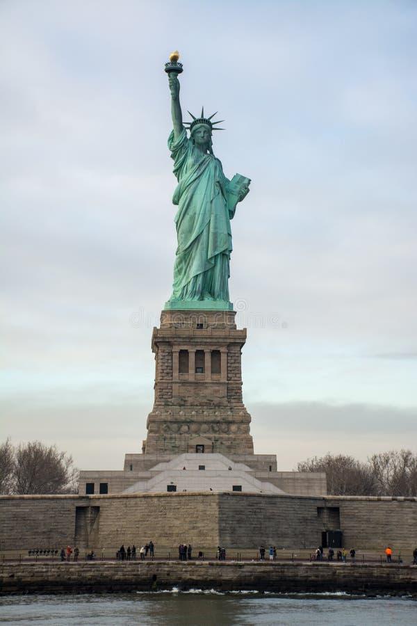 Statute of Liberty, NY stock photography