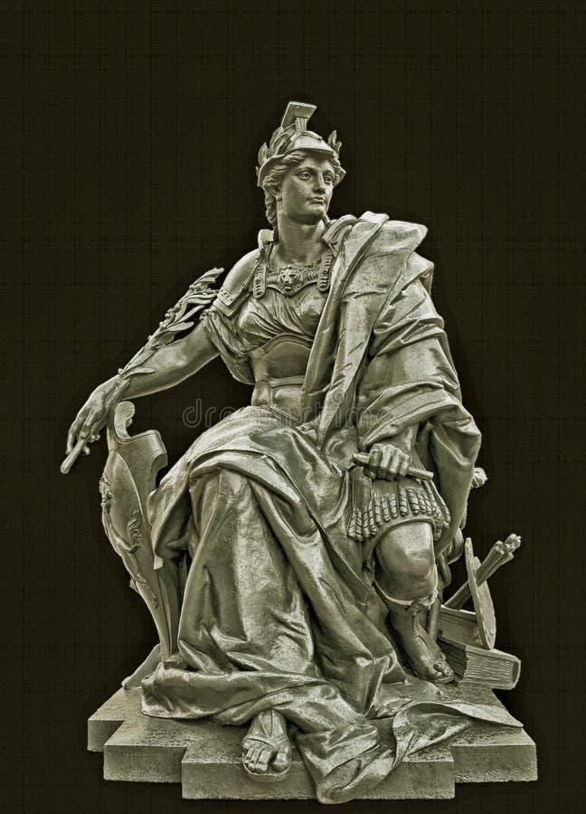 Staty Av Alexander På Svart Gratis Allmän Egendom Cc0 Bild