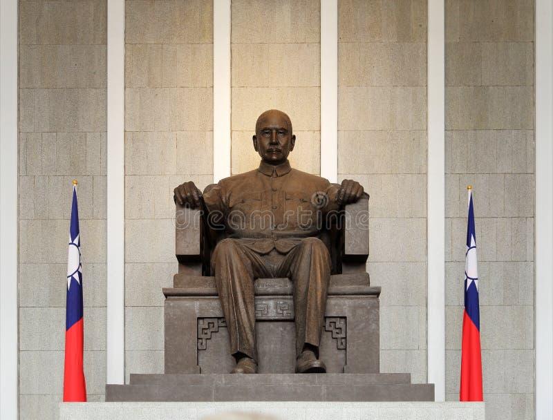 Staty av Dr. Sun, Ännu-Sen arkivbilder