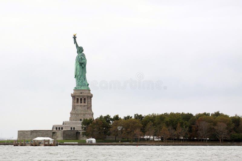 Staty av frihet i NYC fotografering för bildbyråer