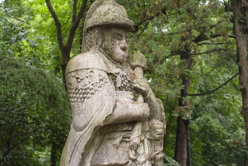 Staty av generalen royaltyfria foton
