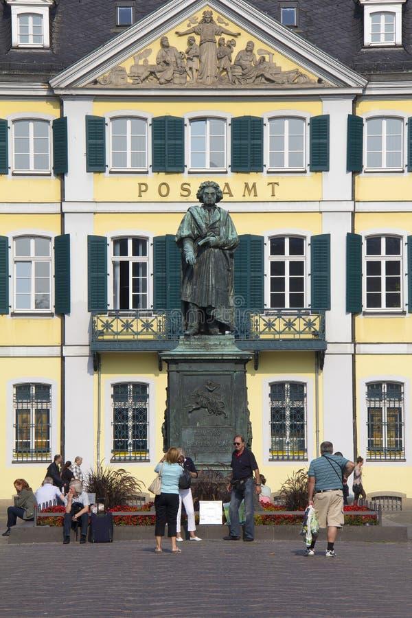 Download Staty Av Ludwig Von Beethoven Redaktionell Arkivbild - Bild av monument, historiskt: 37347892