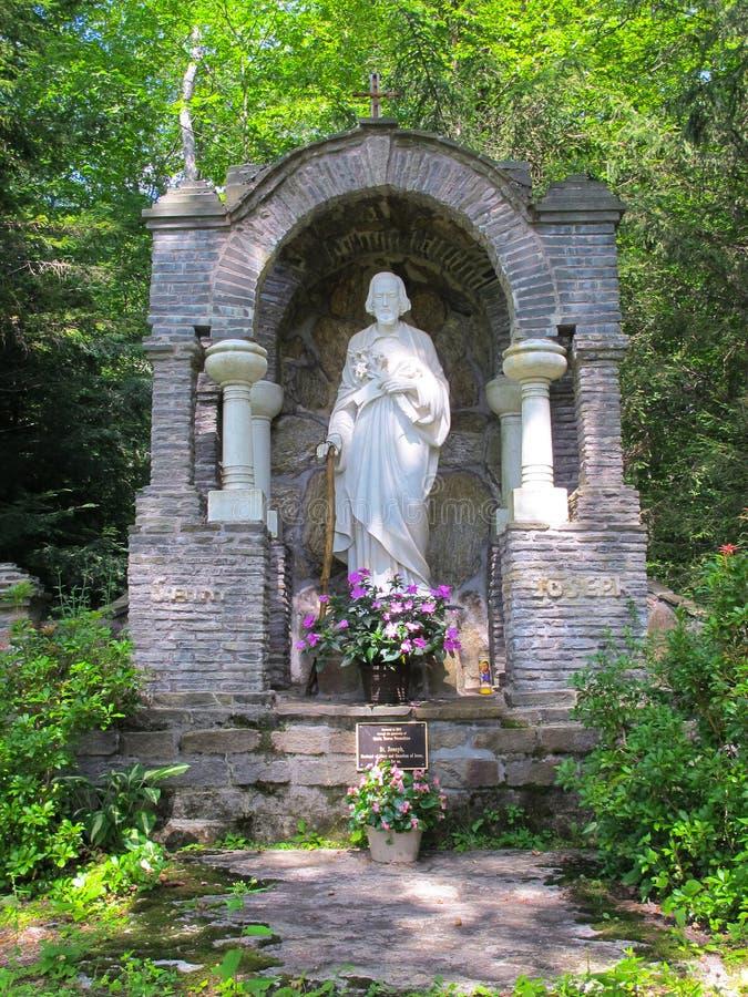 Staty av St Jude royaltyfria foton
