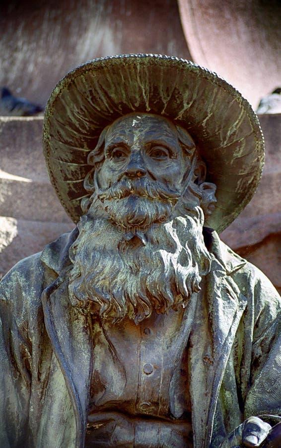 Staty för nybyggare` s, Pretoria som är södra - afrikansk republik royaltyfria bilder