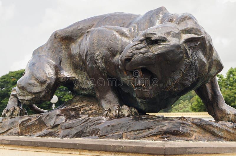 Staty i Mysure royaltyfri fotografi