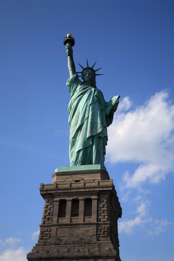 Statyn av frihet royaltyfri foto