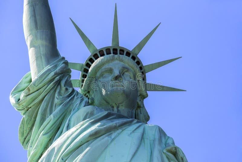 Statyn av frihet arkivfoto