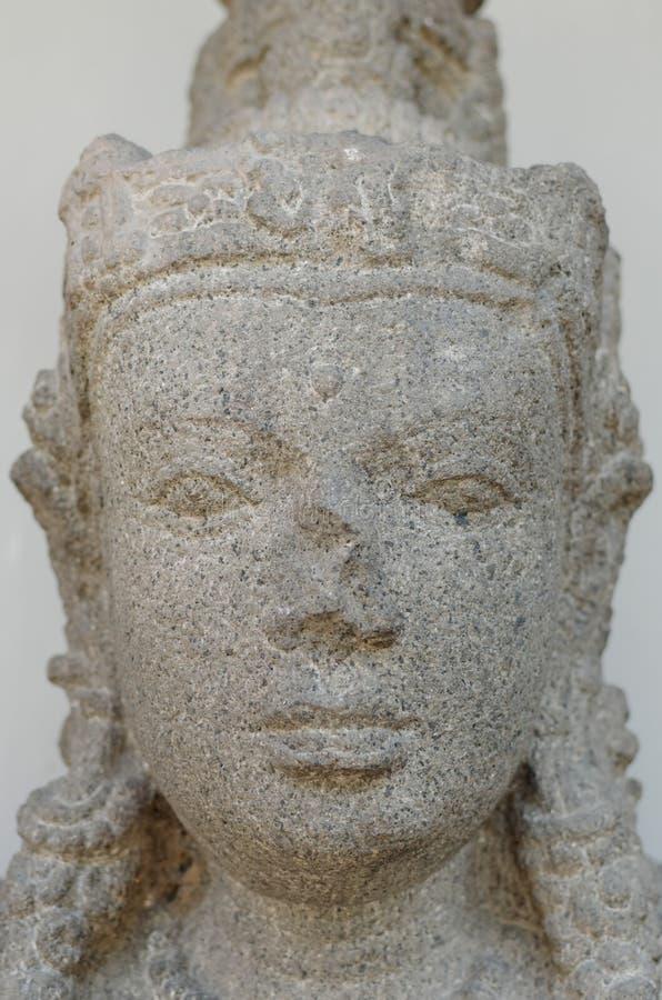 Statyn av Padmapani royaltyfri foto