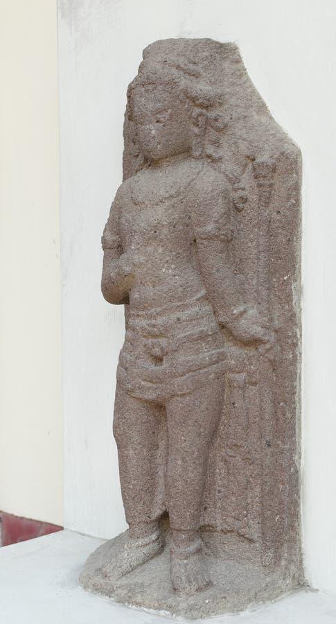 Statyn av Parvati royaltyfria bilder