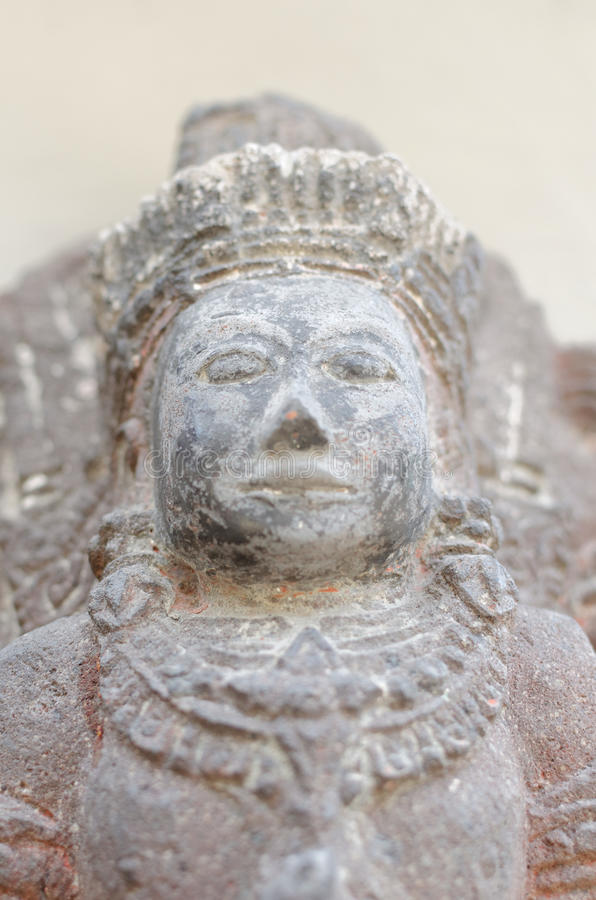 Statyn av Shiva royaltyfri fotografi