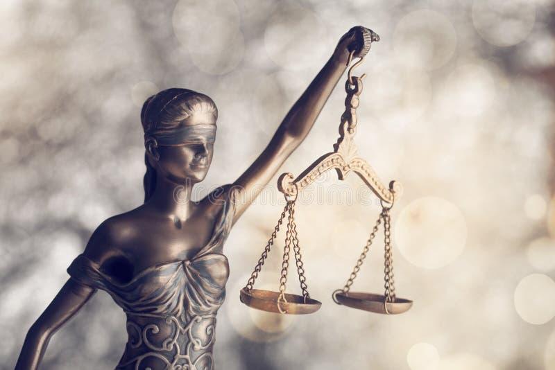 Statyrättvisa fotografering för bildbyråer