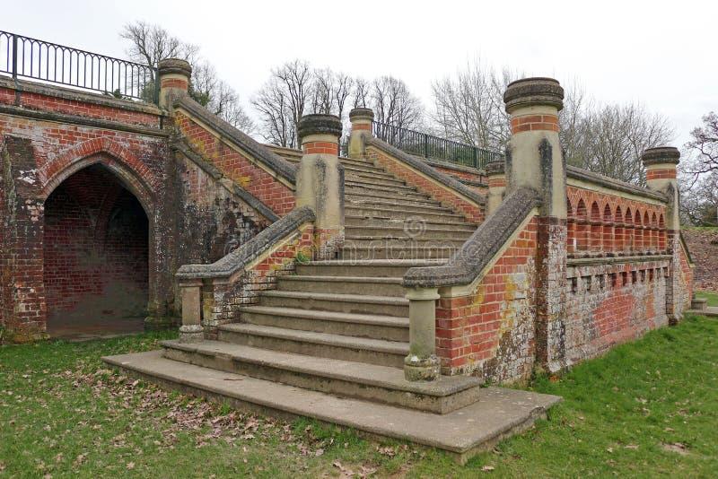 Staunton kraju park, Hampshire fotografia royalty free