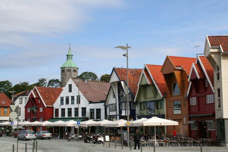 Stavanger, Noruega imagens de stock